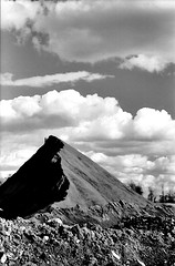 montain and mole hill molehill