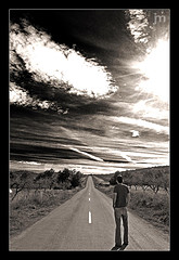 purpose-and-meaning-road-alone
