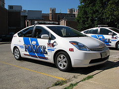prius-toyota-police-car