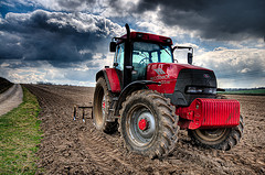farmer-tractor-farm-field-sky